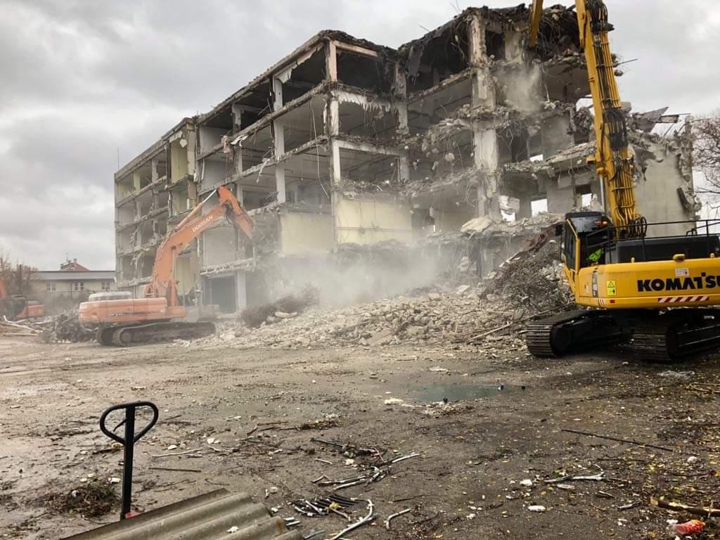 Káta Jako Bt. – épület bontás Budapest és környéke